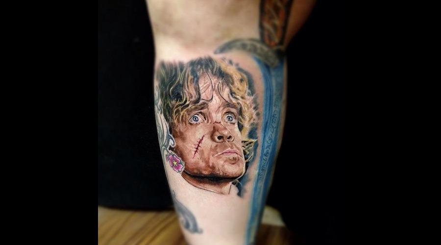 Portrait Lower Leg