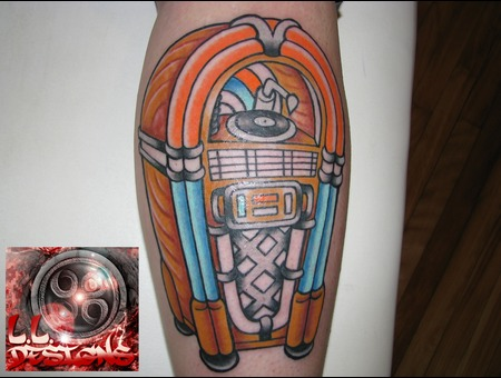 Jukebox Lower Leg