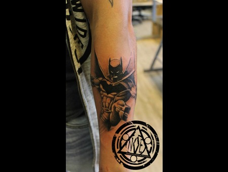 Batman Arm