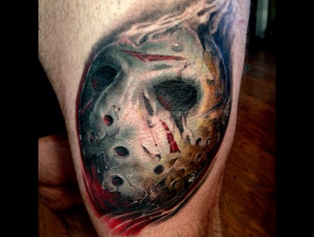 Friday The 13th  Friday The Thirteenth  Jason  Jason Voorhees  Horror  Thigh