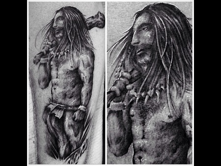 Caveman Forearm