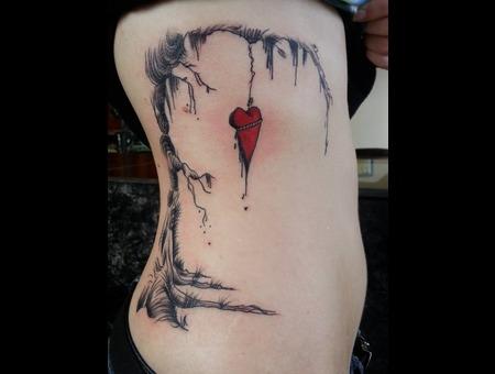 Heart  Emo Ribs