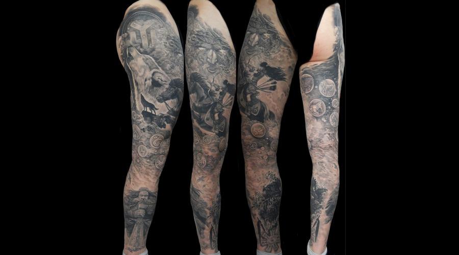 Protobulgarian Full Leg