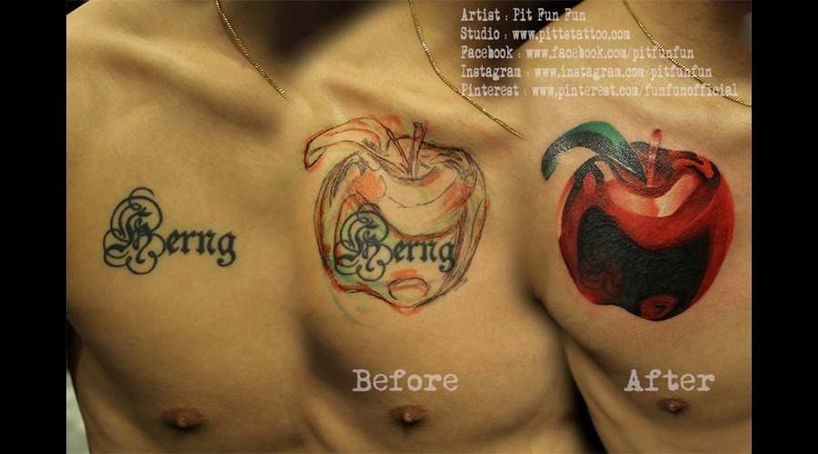 Coverup Chest