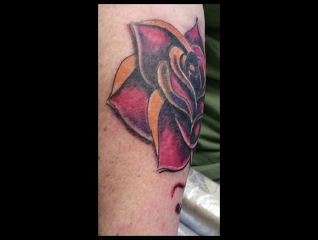Colour  Rose  Red  Yellow  Black Arm