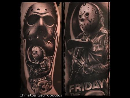 Jason Is Back!!!
