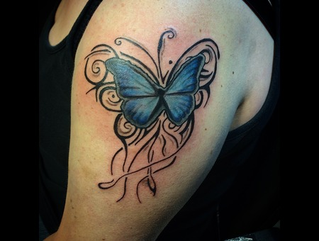 Butterfly Arm