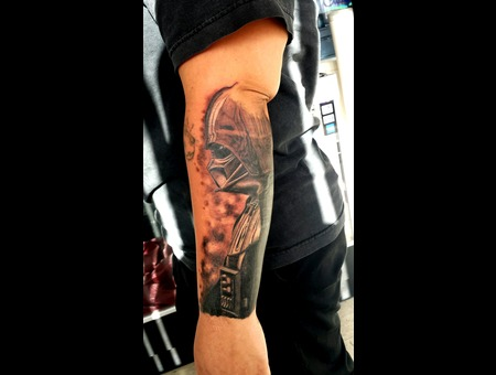Star Wars  Darth Vader Forearm