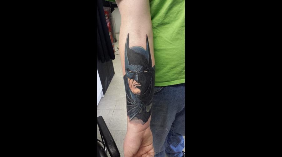 Batman  Forearm