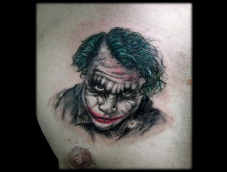 Small  Portrait  Joker Chest