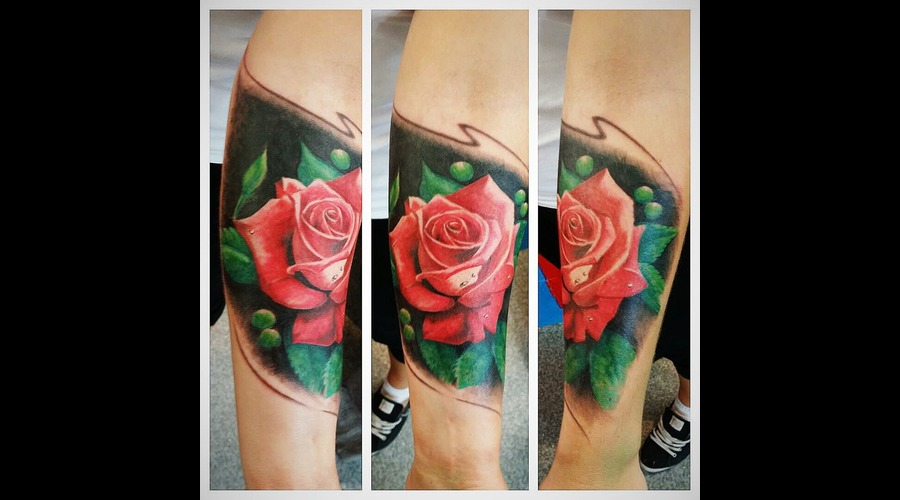 Rose Realisim Forearm
