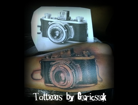 Camera  Realistic  Photo  Forearm