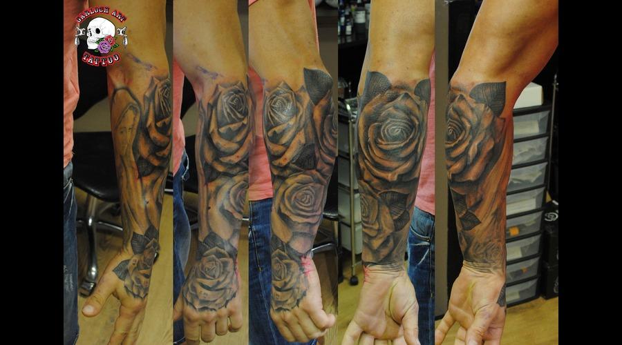 Roses Forearm
