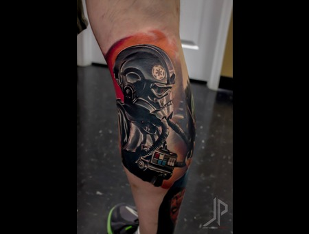 Starwars  Realisim  Lower Leg