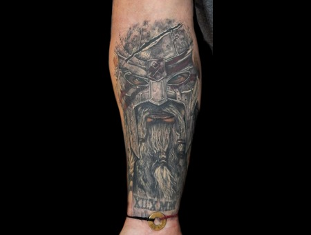 Viking Warrior Forearm