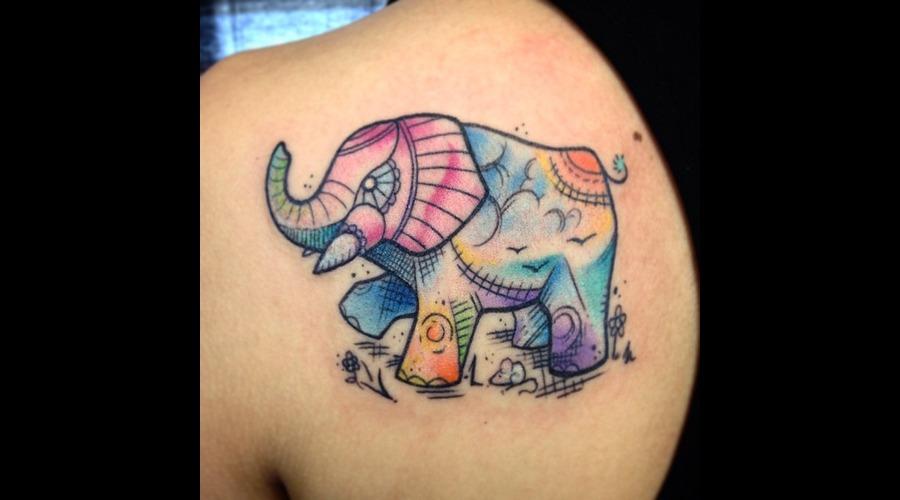 Elephant Funky