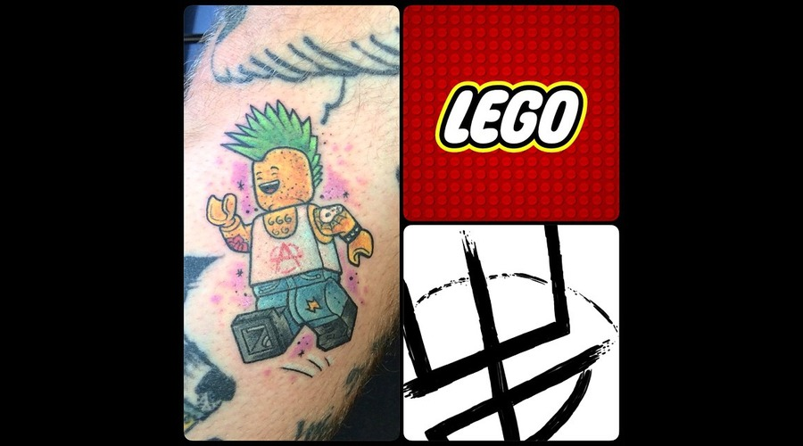 Punky Funky Lego