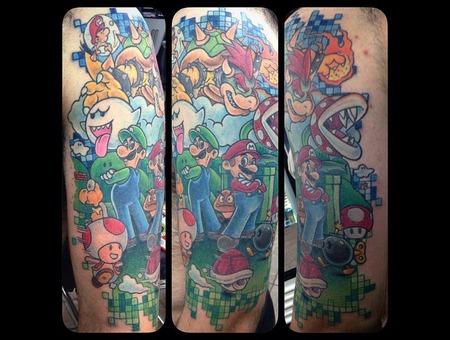 Mario Sleeve