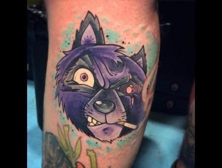 Dark Raccoon