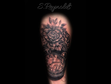 50 Shades Of Ink  Tattoo Studio  Tsilivi  Zante  Greece  Color