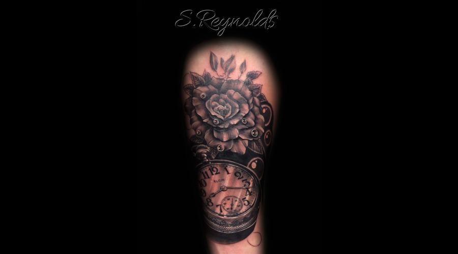 50 Shades Of Ink  Tattoo Studio  Tsilivi  Zante  Greece  Color