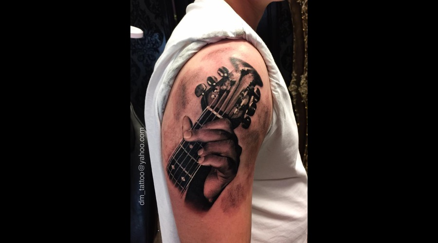 Music  Guitar  Realism  Realistic Arm