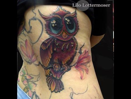 Owl Ribs
