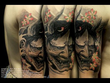Design/Tattoo By Pit Fun Www.Facebook.Com/Pitfunfun Arm