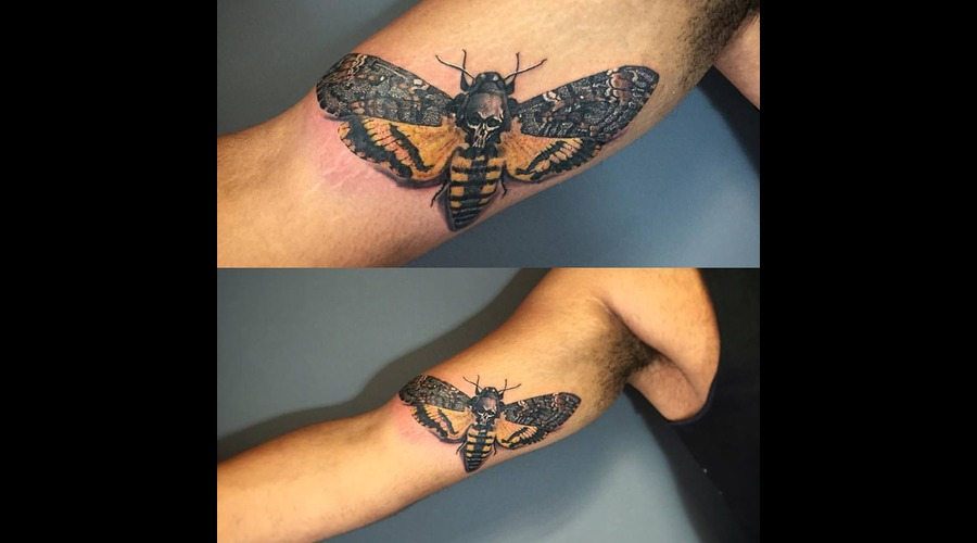 Death Moth !  Arm