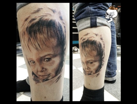 Portrait Child Boy Realism