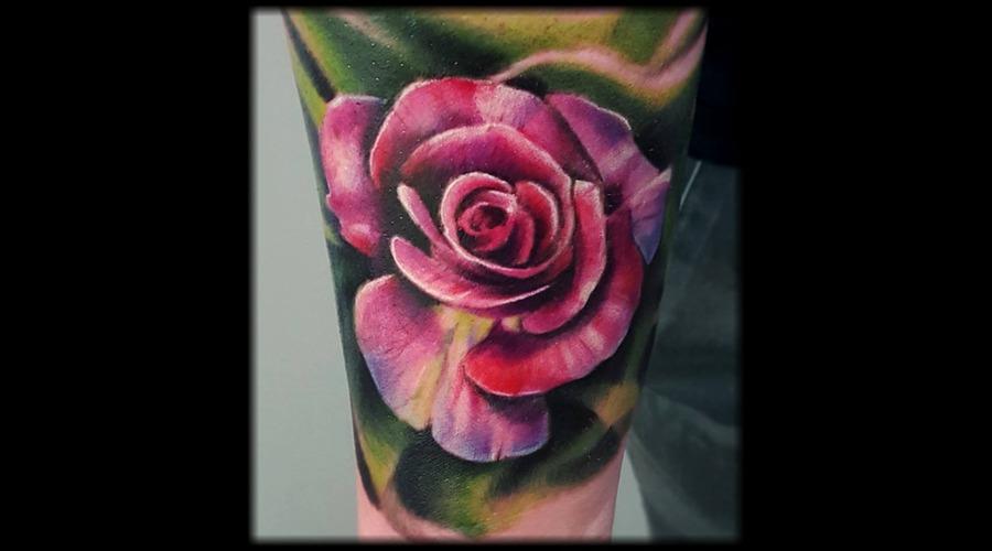 Flower  Rose Arm
