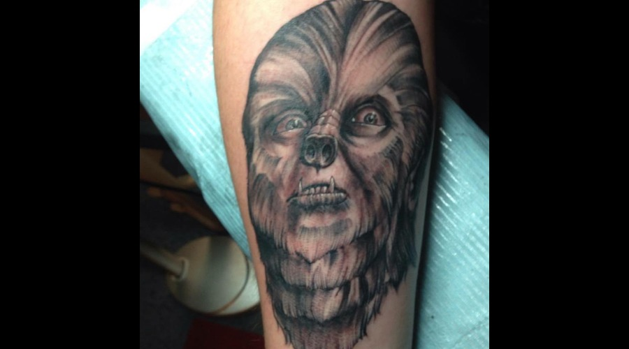 Wolfman Forearm