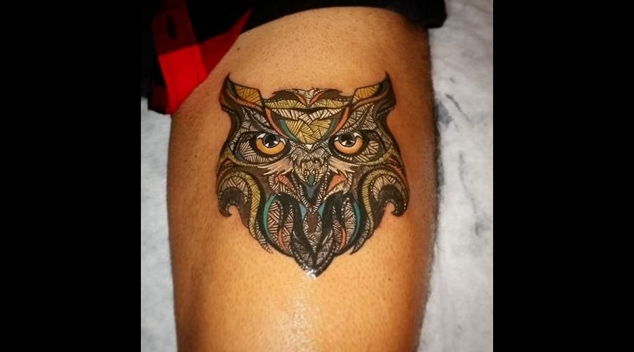 Owl Berat Bumin Lower Leg