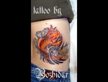 Koi Fish Ribs