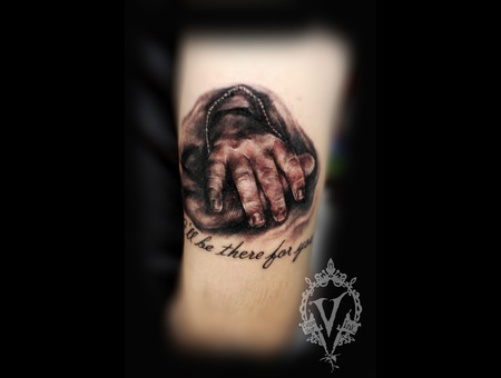 Baby Hand Arm