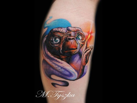 E.T  Matt Tyszka  Color Portrait  Portrait