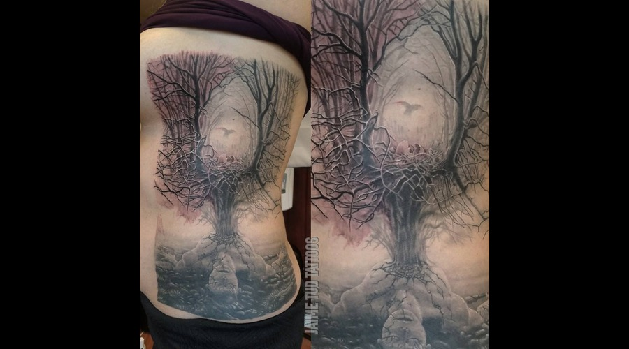 Trees Ribs