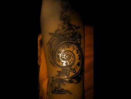 My Tattoos Arm