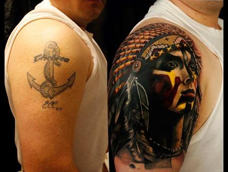 Cover Up  Fsu  Florida State Seminole  Indian  Headdress Color Shoulder