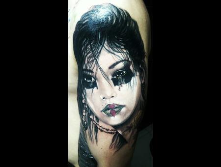 Deadmoon  Royo  Portrait Arm