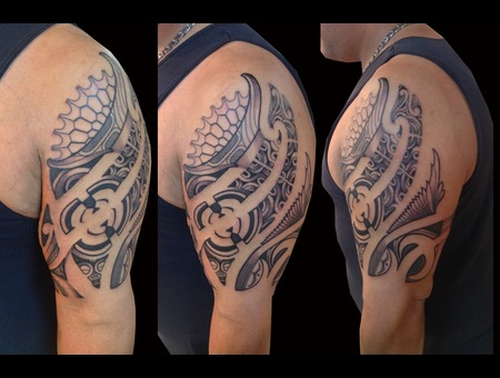 Tattoo  Polynesian  Polynesian Tattoo  Tribal Tattoo Arm
