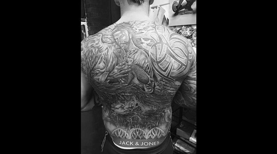Back Piece Back