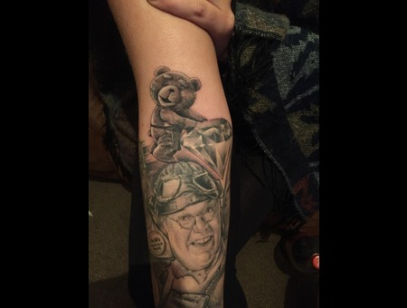 Cartoon  Forearm