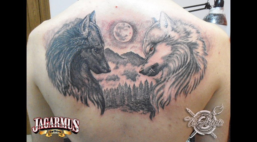 Lobos Back