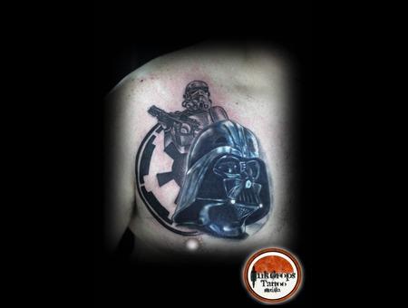 Star Wars  Vhader Chest