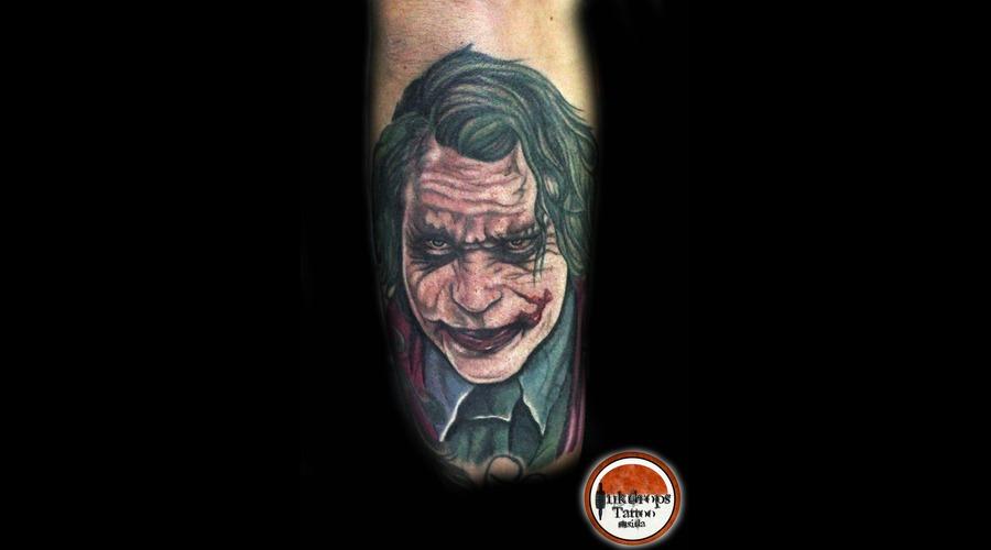 The Joker  Arm