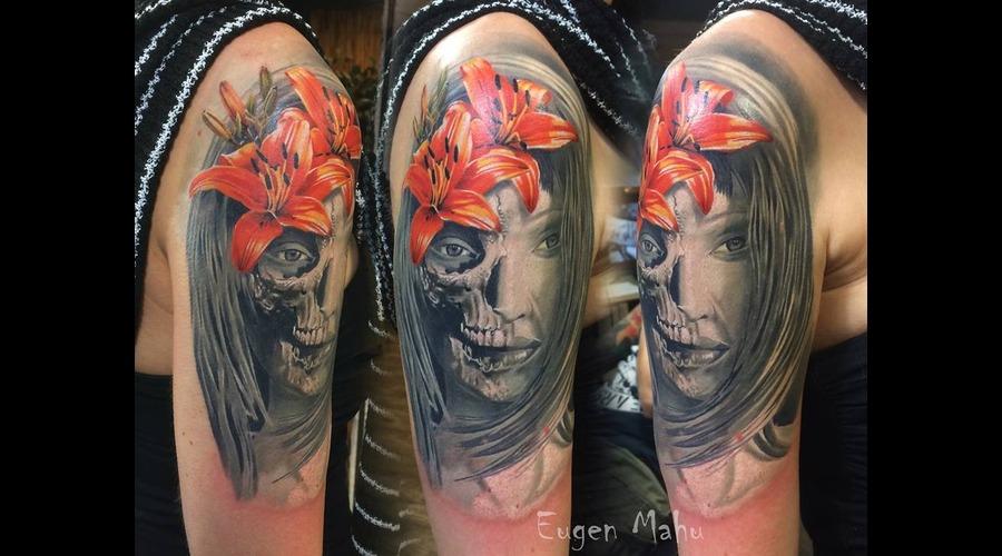 Tattoo  Art  Realistic   Arm