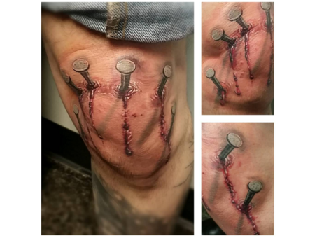 3 D Tattoo