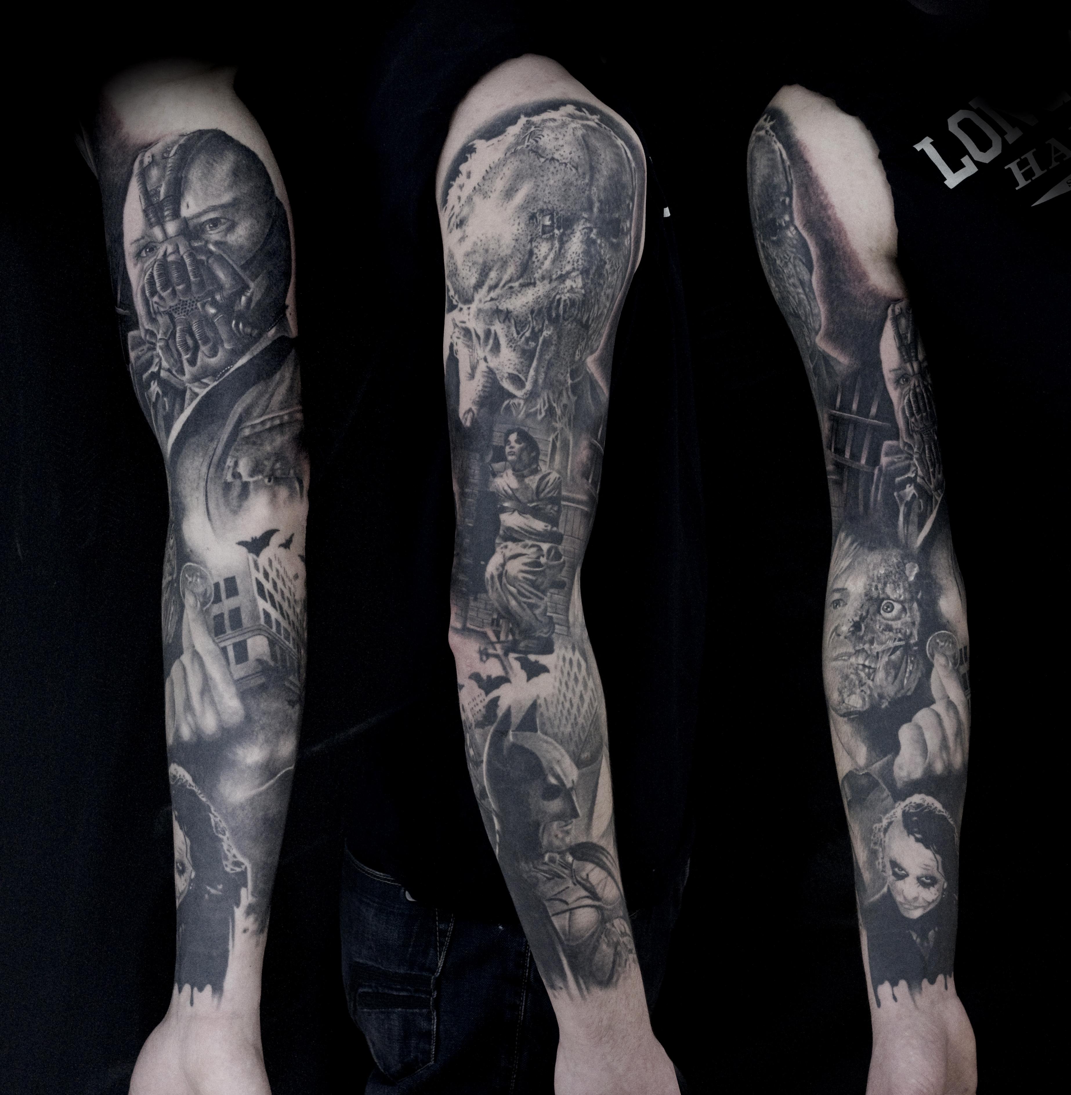 Tattoo Woman Knight: Certified Artist