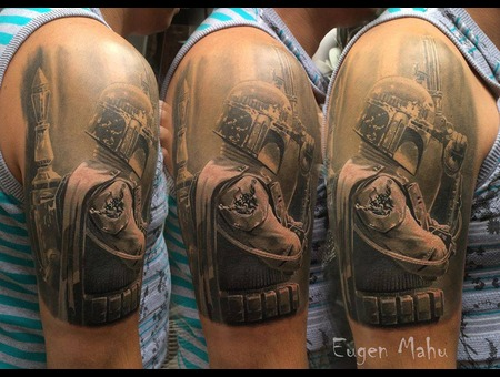 Tattoo  Realistic  Art Arm